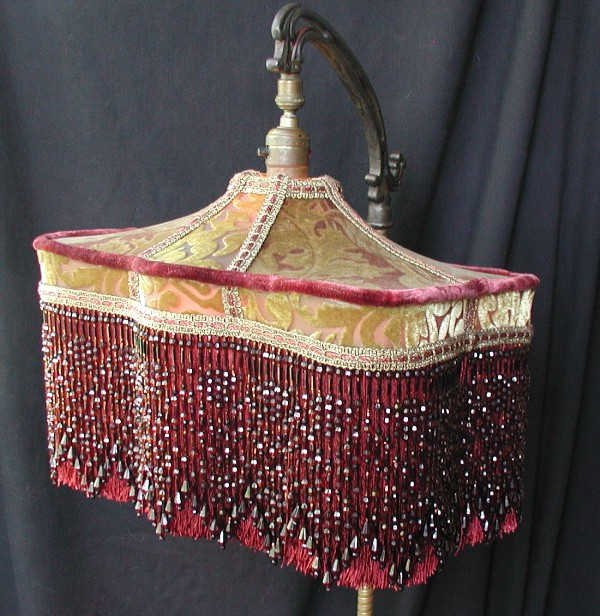 Victorian Bridge Lamp Shades