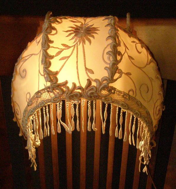 Victorian Bed Lamp Bedlamp Vintage Headboard Reading Light