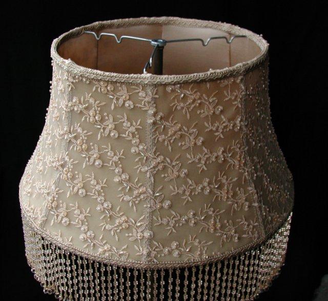 Lamp Shades Fabric Antique lampshade repair and antique shade restoration audiocablefo