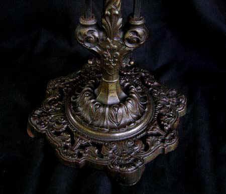 Ornate Floorlamp